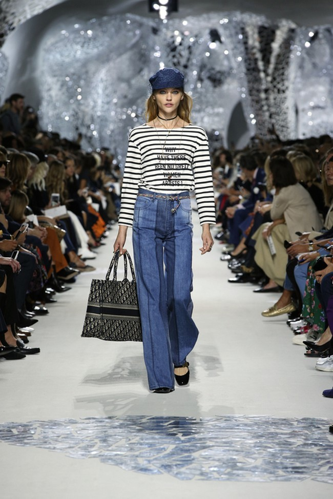 Paris Fashion Week The Best Spring 2018 Looks by Christian Dior 1