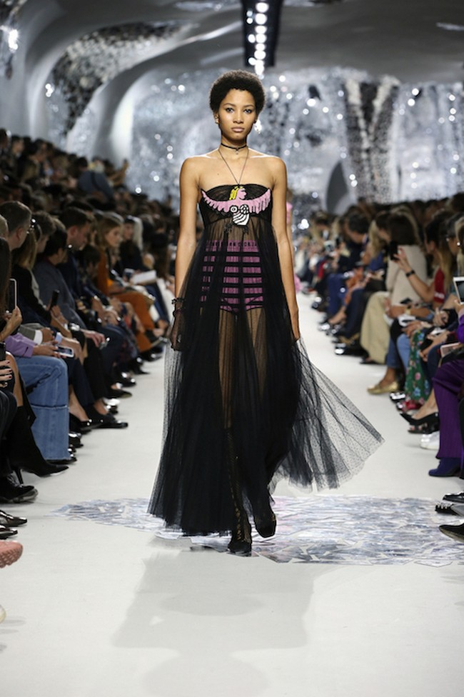 Paris Fashion Week The Best Spring 2018 Looks by Christian Dior 10