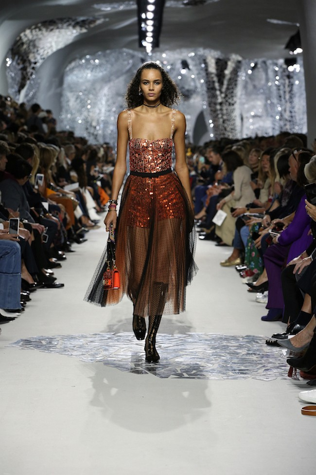 Paris Fashion Week The Best Spring 2018 Looks by Christian Dior 12