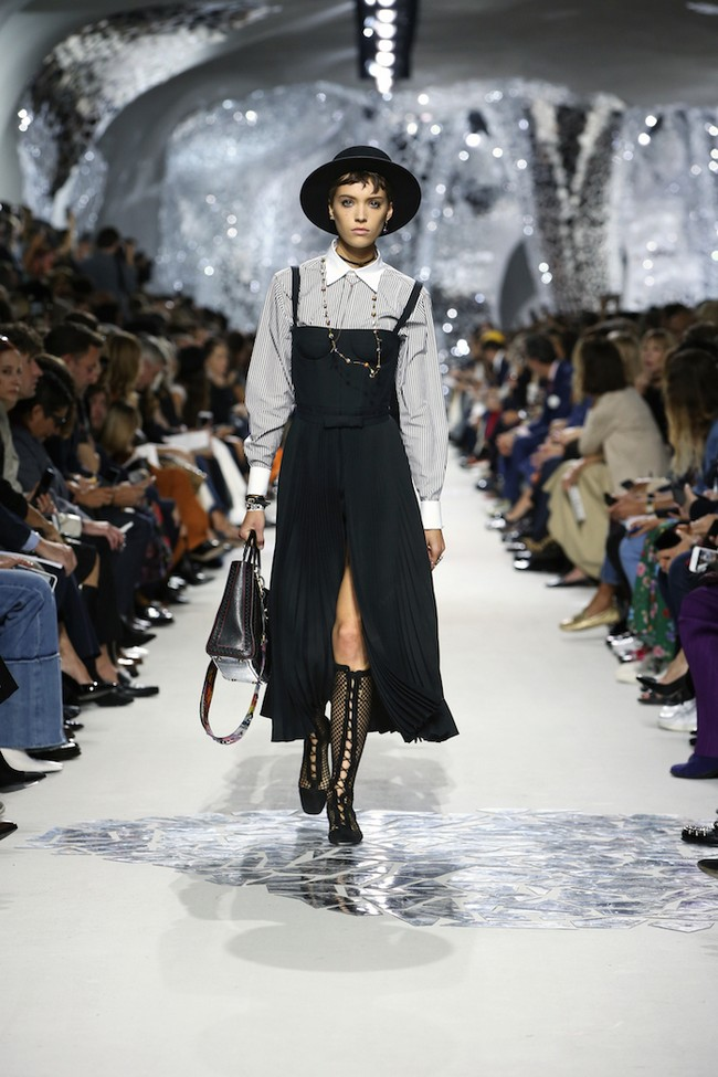 Paris Fashion Week The Best Spring 2018 Looks by Christian Dior 2