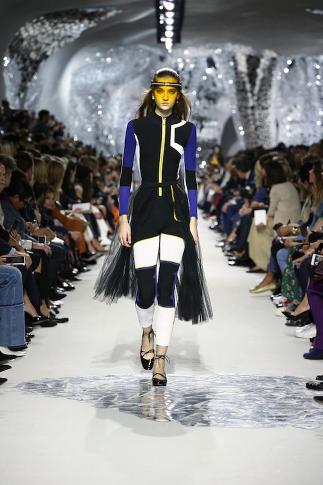 Paris Fashion Week The Best Spring 2018 Looks by Christian Dior 4