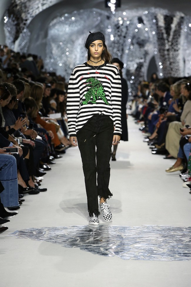 Paris Fashion Week The Best Spring 2018 Looks by Christian Dior 5