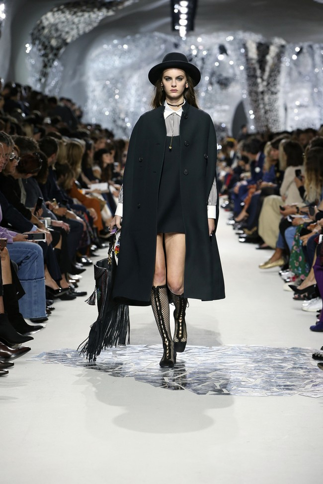 Paris Fashion Week The Best Spring 2018 Looks by Christian Dior 6