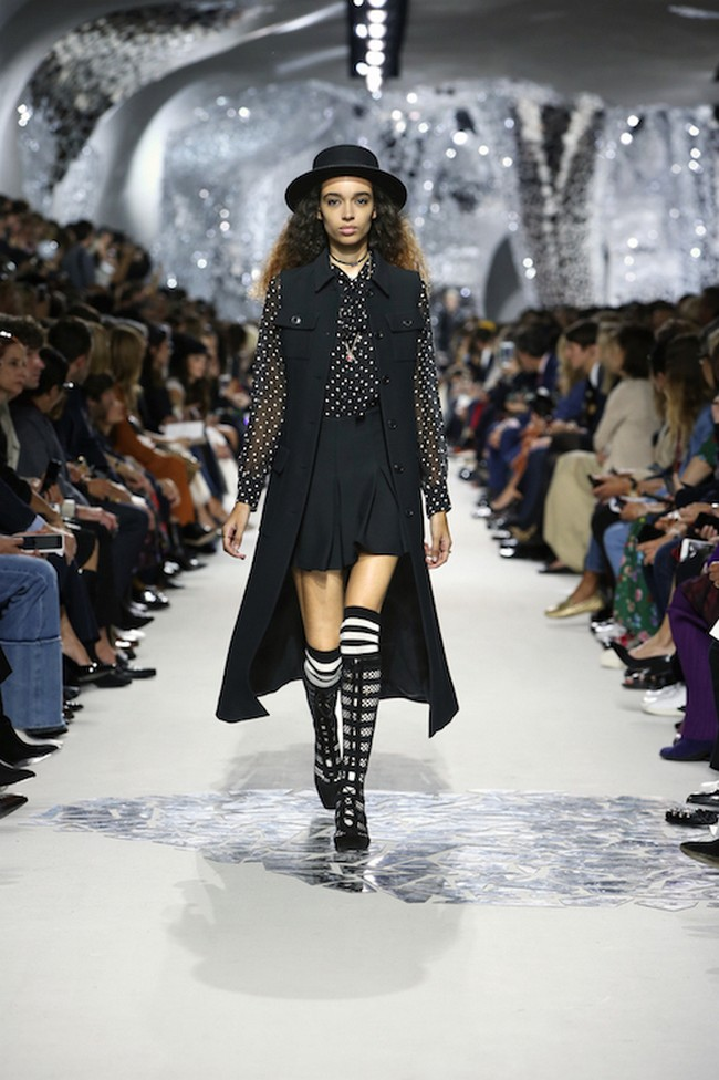 Paris Fashion Week The Best Spring 2018 Looks by Christian Dior 7