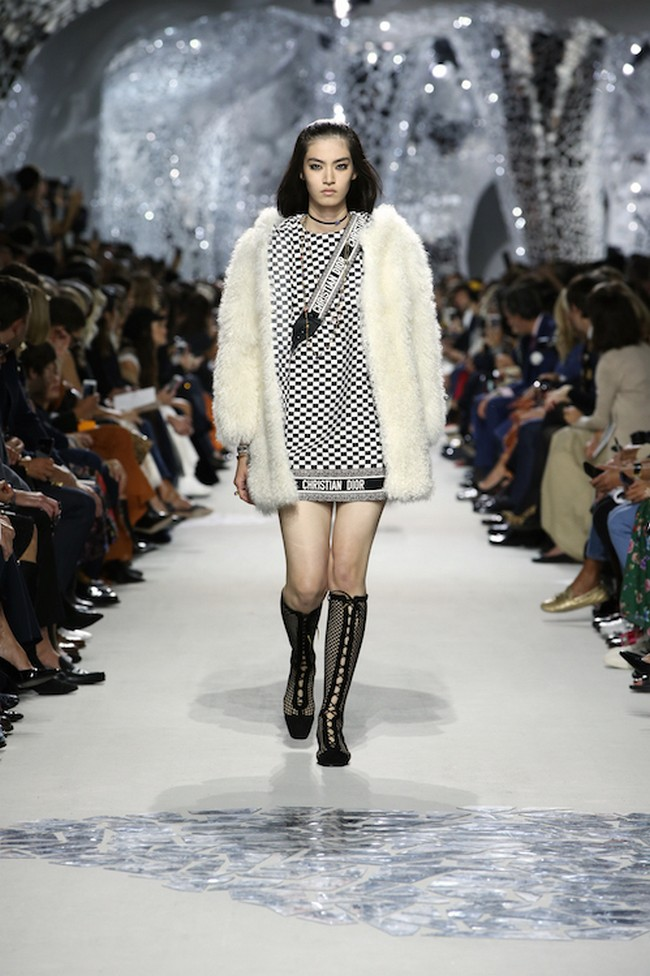 Paris Fashion Week The Best Spring 2018 Looks by Christian Dior 8