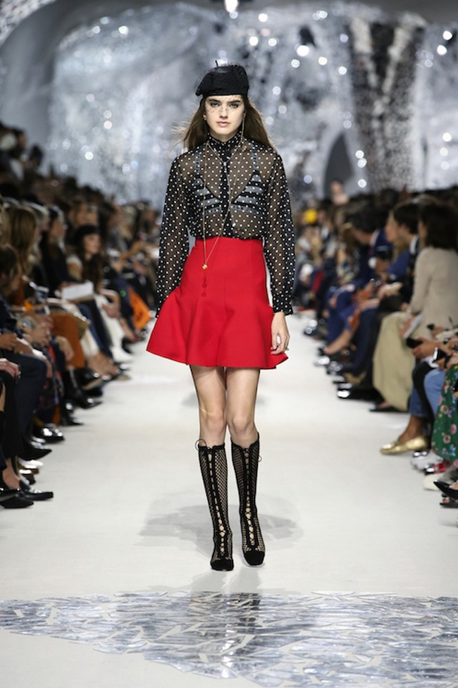 Paris Fashion Week The Best Spring 2018 Looks by Christian Dior 9