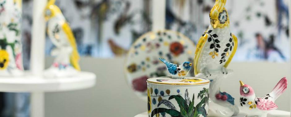 Maison et Objet 2018: Vista Alegre's Showcase of Primavera Collection