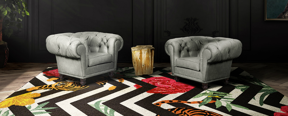 A Series of Proper Interior Design Ideas to Help One Use Modern Rugs