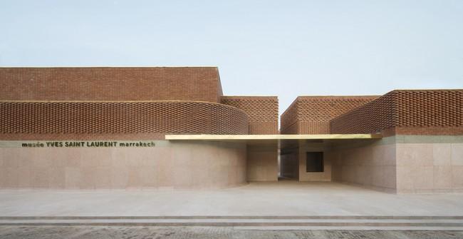 Studio KO Designed the Stunning Yves Saint Laurent Museum in Marrakech 2