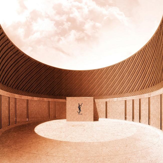 Studio KO Designed the Stunning Yves Saint Laurent Museum in Marrakech 4