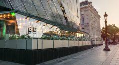 "Glamorous Parisian Hotspots: ""Le Drugstore"" Brasserie by Tom Dixon"