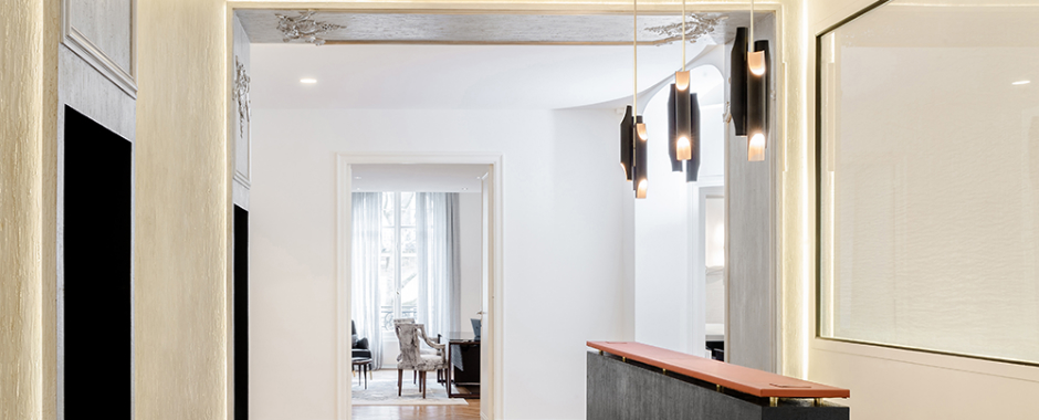 Explore Caroline Keslassy's Office Design Project at Place de L'Etoile