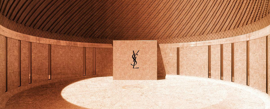 Yves Saint Laurent Museum Studio KO Designed the Stunning Yves Saint Laurent Museum in Marrakech featured 6