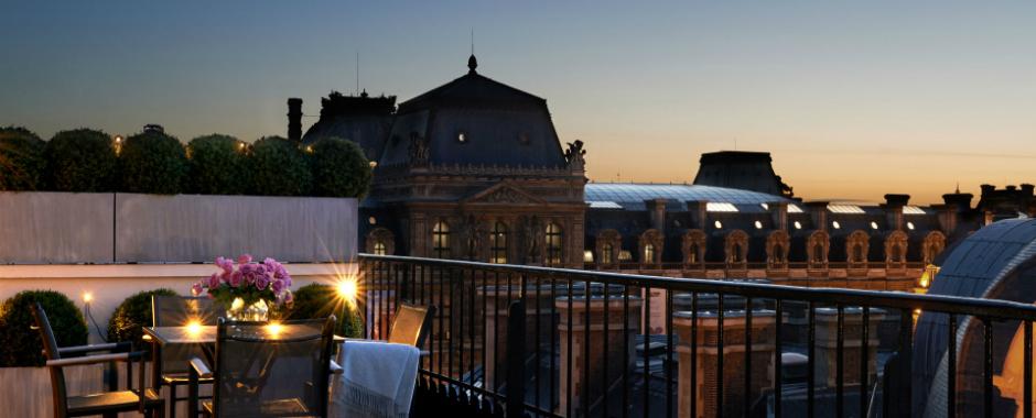 Le Grand Hôtel du Palais Royal Is An Enviable Address of Quiet Luxury