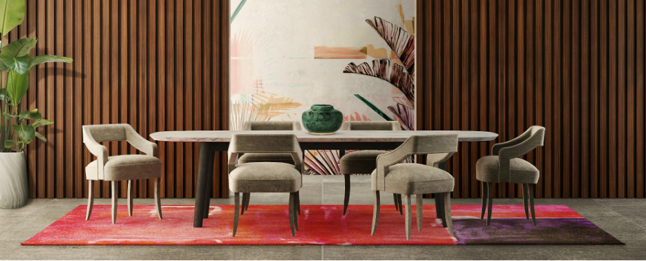 6 Color Trends You Ought to Follow When It Comes to Contemporary Rugs
