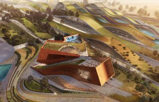 EuropaCity's Centre Culturel EuropaCity's Centre Culturel to be Designed by UNStudio in Paris FEATURED 324x208