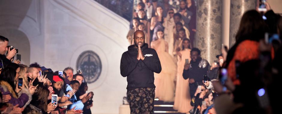 Virgil Abloh Named the New Menswear Designer for Louis Vuitton