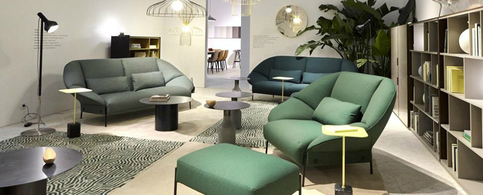 Highlighting the Extraordinarily Modern Ligne Roset 2018 Collection