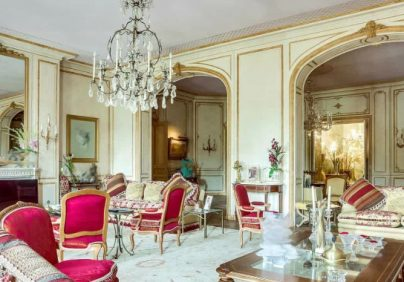 home interiors Remodel Your Home Interiors After this Quintessential Parisian Home featured 404x282