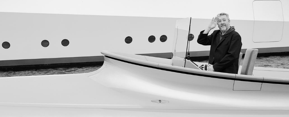 Discover the Most Thrilling Luxury Yacht Designs by Philippe Starck