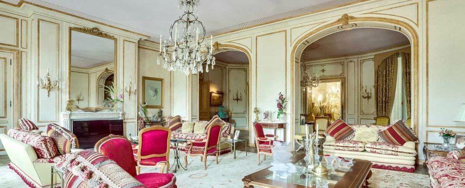 Remodel Your Home Interiors After this Quintessential Parisian Home