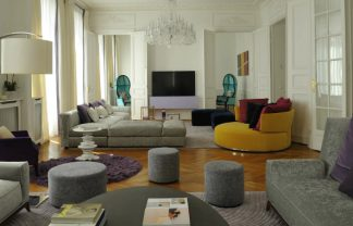 interior design projects Interior Design Projects: Arty Chic Appartment in Paris by PFB Design 1 2 324x208