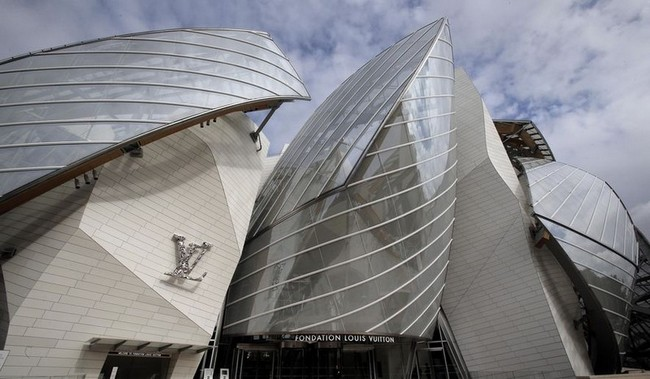 Frank Gehry Photography Contest Organized by Louis Vuitton Foundation 2