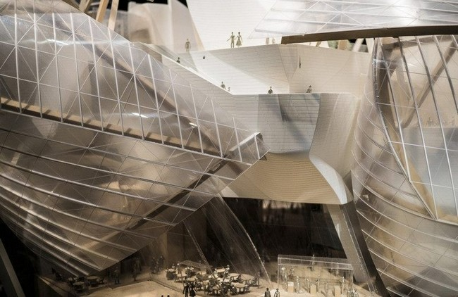 Frank Gehry Photography Contest Organized by Louis Vuitton Foundation 3