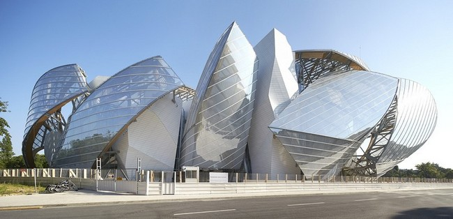 Frank Gehry Photography Contest Organized by Louis Vuitton Foundation 4