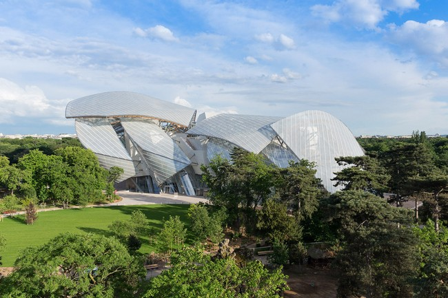 Frank Gehry Photography Contest Organized by Louis Vuitton Foundation 5