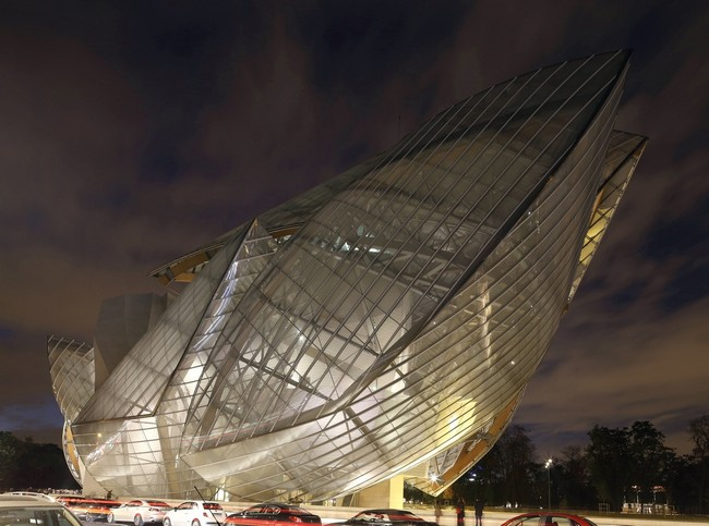 Frank Gehry Photography Contest Organized by Louis Vuitton Foundation 7