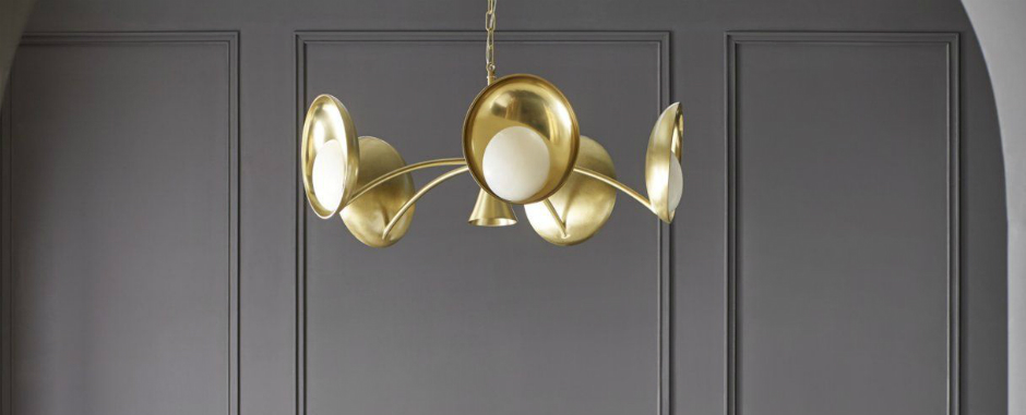 10 Exclusive Lighting Designs by Jean-Louis Deniot for Baker Furniture