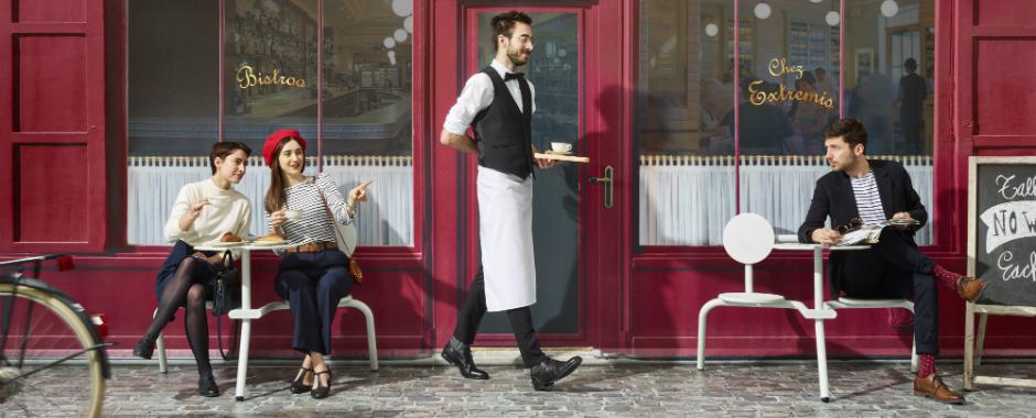 Extremis Phenomenally Designs the Ultimate Parisian Bistro Experience