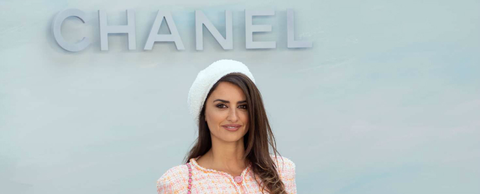 Penélope Cruz Bound to Became the Face of Chanel In New Campaign