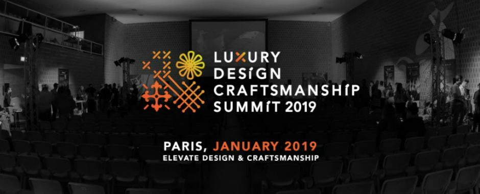 Next Stop for Luxury Design and Craftsmanship Summit Will Be in Paris
