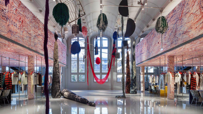 calvin klein A New Artistic Headquarter in Paris for Calvin Klein paris hq hero