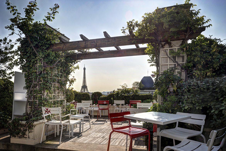 30 rooftops à connaitre sur Paris 1/2 11
