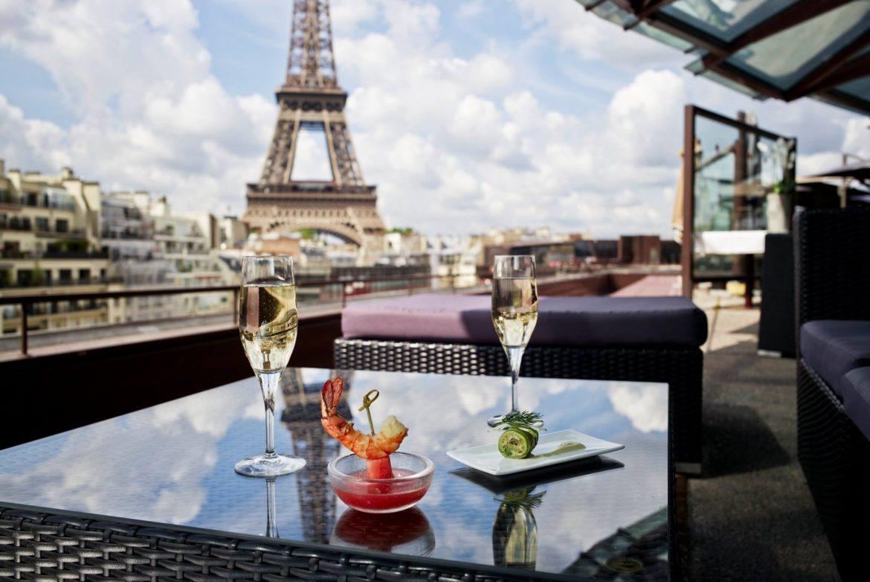 30 rooftops à connaitre sur Paris 1/2 6
