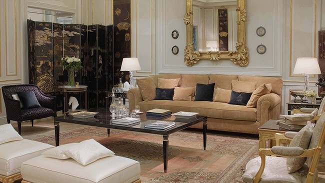 Be In Awe of the Timeless Elegance of the Ritz Paris Home Collection 1