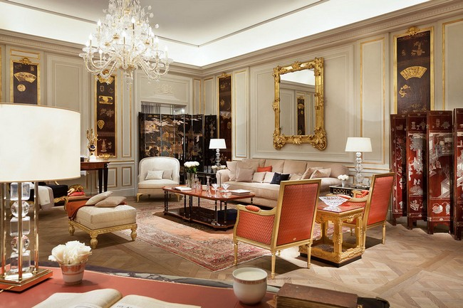 Be In Awe of the Timeless Elegance of the Ritz Paris Home Collection 10