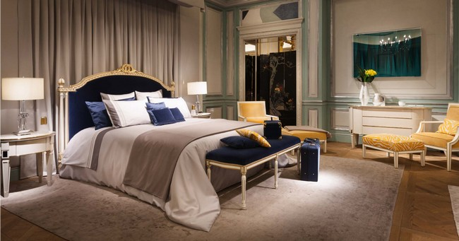 Be In Awe of the Timeless Elegance of the Ritz Paris Home Collection 2