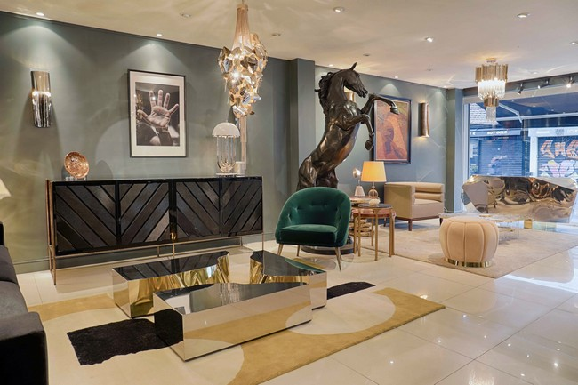 Covet Paris Hosts Cocktail Party in the Wake of Paris Design Week 1