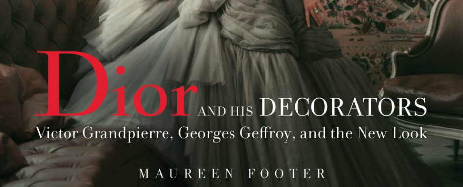 Interior Design Books Interior Design Books: Dior and His Decorators Is Released Tomorrow featured 11