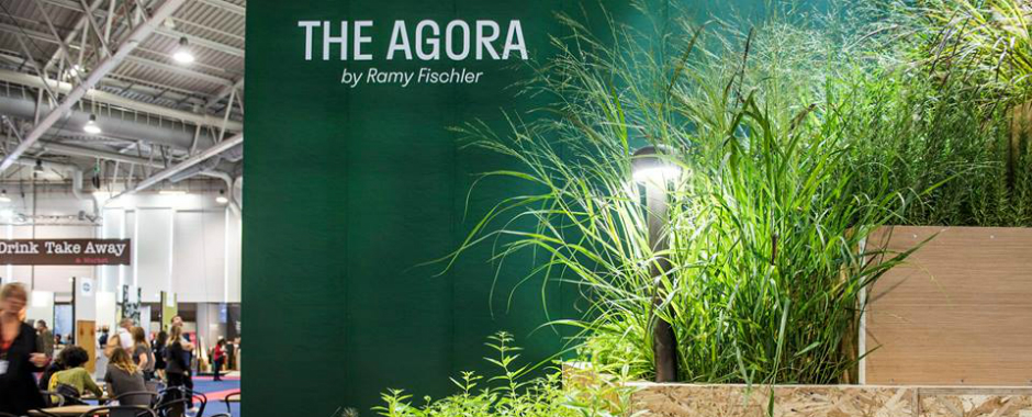 Step Inside Ramy Fischler's Amazing Maison et Objet Exhibit: The Agora