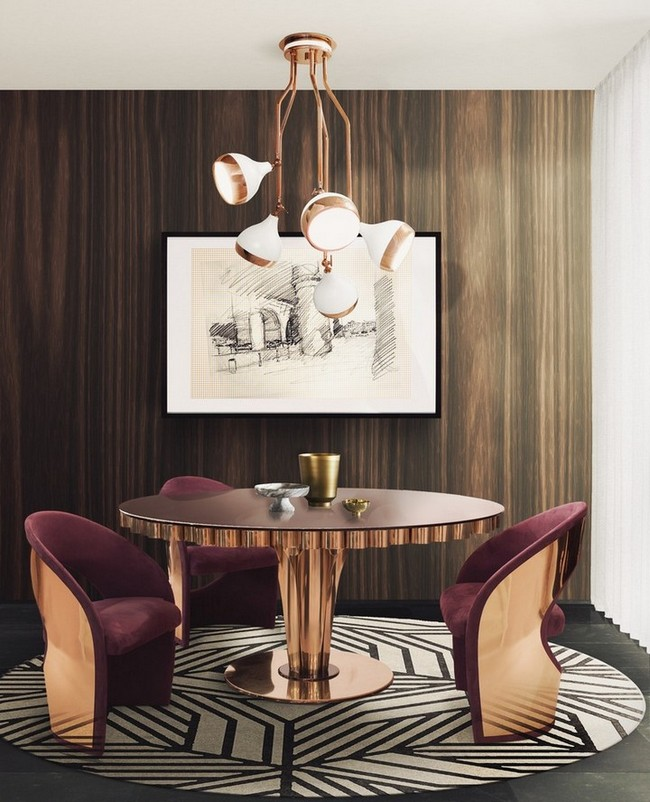 Dining And Living Room Ideas To Amazingly Decorate Oneu0027s Parisian Home 1  Dining And Living Room