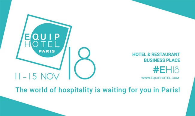 EquipHotel Paris Returns with Exciting New Features and Spaces 1