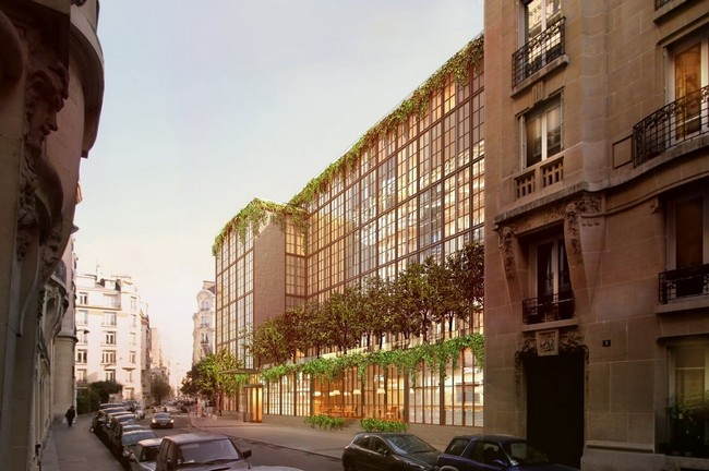 Paris' Recently Opened Brach Hotel was Designed by Philippe Starck 1