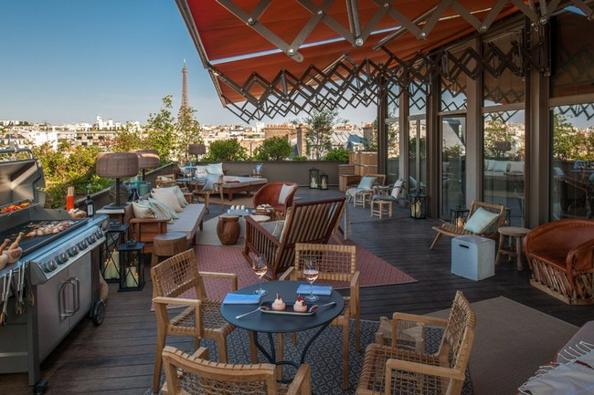 Paris' Recently Opened Brach Hotel was Designed by Philippe Starck 2