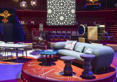 design collection Globe Trotter: Epic Design Collection by Roche Bobois & Marcel Wanders featured 3 404x282