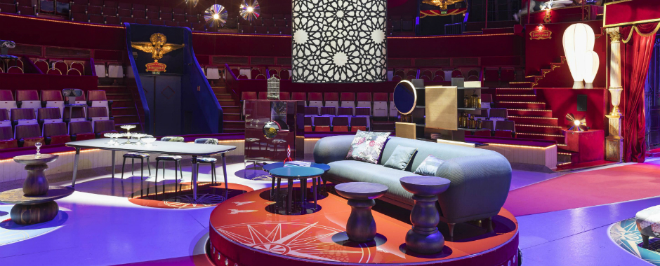 Globe Trotter: Epic Design Collection by Roche Bobois & Marcel Wanders